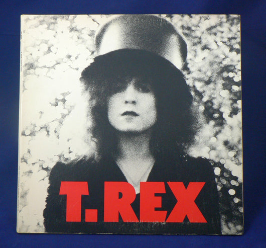 T. Rex ‎– The Slider LP, 1st Pressing, EXC