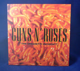 Guns N' Roses - The Spaghetti Incident? LP, 1st Press, Orange Vinyl