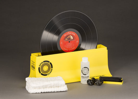 Spin-Clean MKII Vinyl Record Cleaning System, Complete Kit