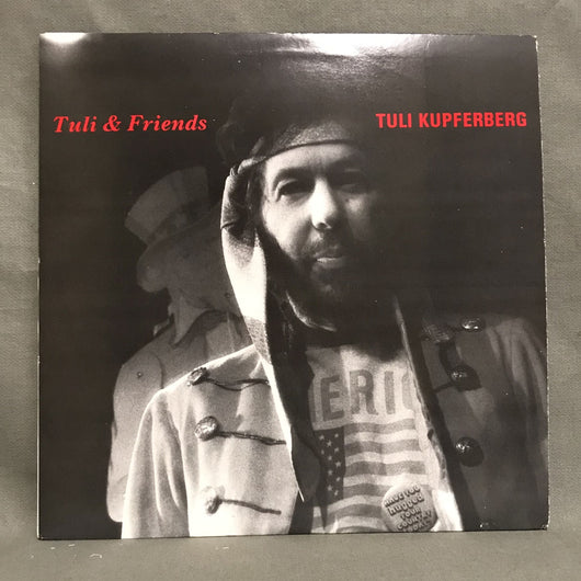 Tuli Kupferberg- Tuli & Friends LP