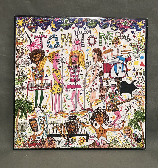 Tom Tom Club- Tom Tom Club LP