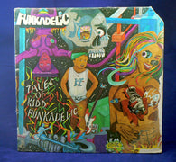 Funkadelic ‎– Tales Of Kidd Funkadelic LP, Sealed 1st Pressing