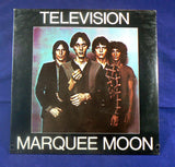 Television - Marquee Moon LP, 1st Pressing, Sealed