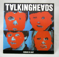 Talking Heads - Remain In Light LP, 1st Pressing