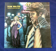 Tom Waits - The Heart Of Saturday Night LP 1st Pressing
