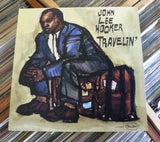 John Lee Hooker - Travelin' LP Reissue