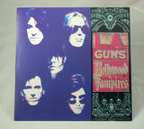 L.A. Guns - Hollywood Vampires LP, Club Edition