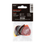 Dunlop Variety Pack of Light and Medium Picks, Pack of 12