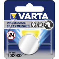 Varta 2032 Replacement Battery for Snark, Polytune Clip Tuner