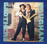 Vaughan Brothers - Family Style LP