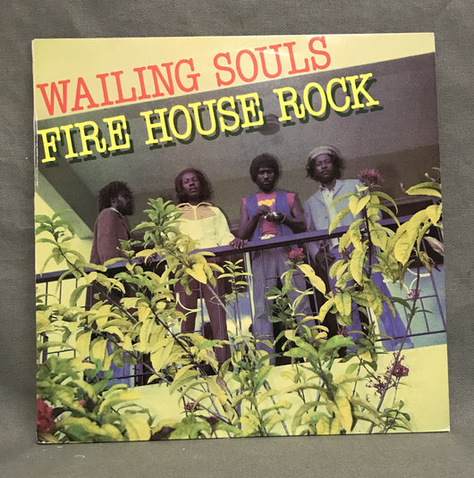 Wailing Souls- Fire House Rock LP
