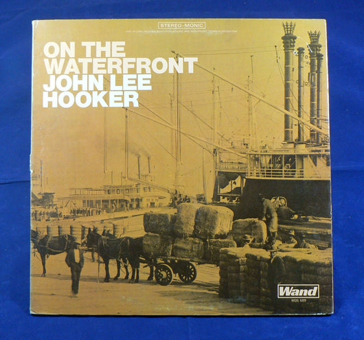 John Lee Hooker - On The Waterfront LP