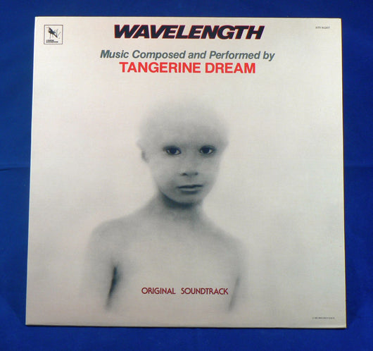 Tangerine Dream - Wavelength Soundtrack LP, NM