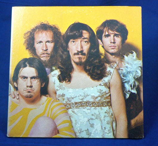 Frank Zappa And The Mothers Of Invention ‎– We're Only In It For The Money LP, First Pressing, EXC