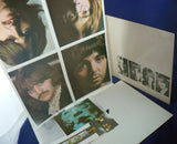 Beatles ‎– The Beatles Double LP, The White Album, Reissue, EXC