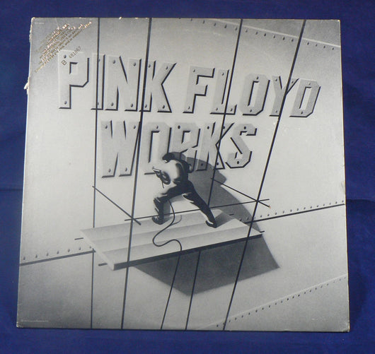 Pink Floyd - Works LP, 1st Pressing