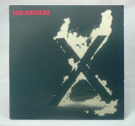 X _ Los Angeles LP, 1st Pressing