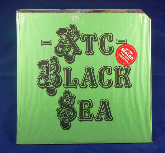 XTC - Black Sea LP, Sealed