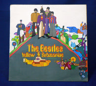 Beatles - Yellow Submarine, Rare UK 1st Pressing, VG+
