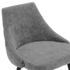 BAR STOOL CEDRO - GREY