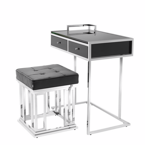 EQUINOX DESK & STOOL