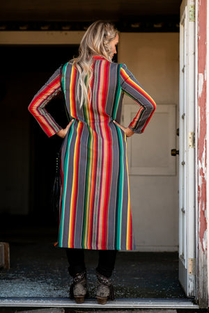Spring Creek: Serape Duster