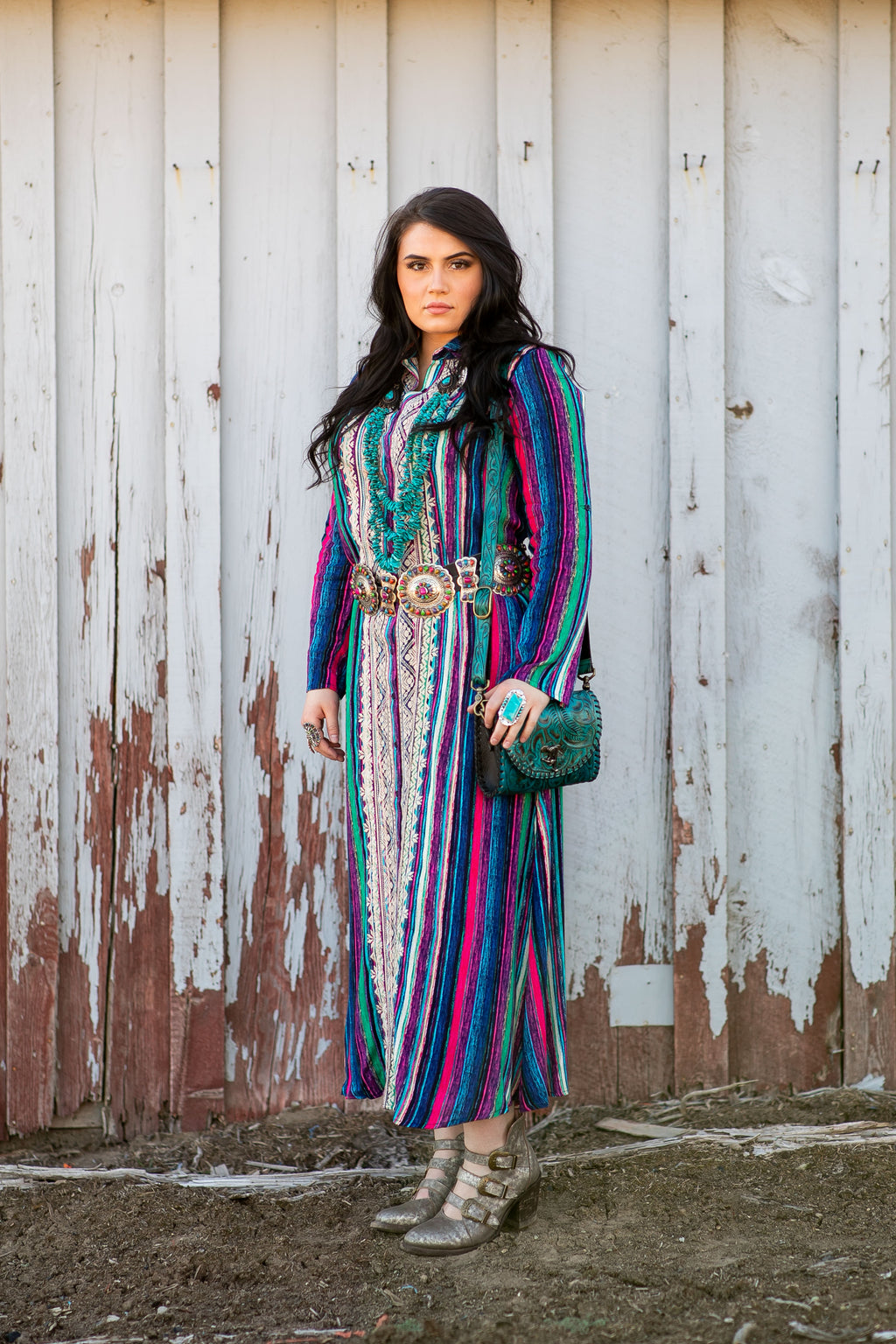 The Darlin: Maxi Dress