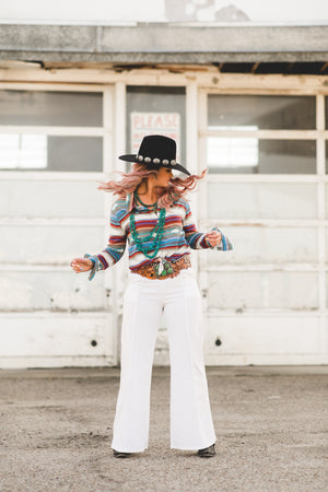 The Cosmic Cowgirl: Palazzo Pants