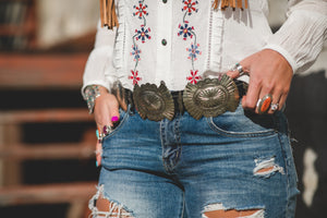 Steal You Away: Concho Belt