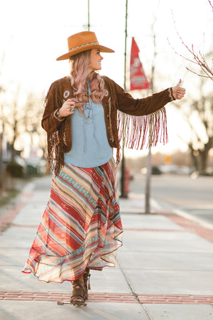 The Marley: Wrap Skirt