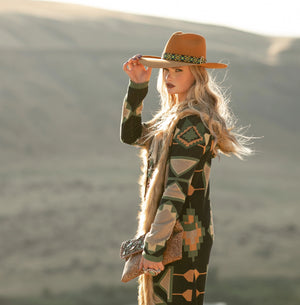 The Sami Jo: Bronze Hat