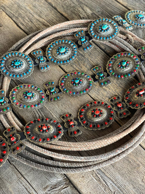 Sweetheart of the Rodeo: Concho Belt