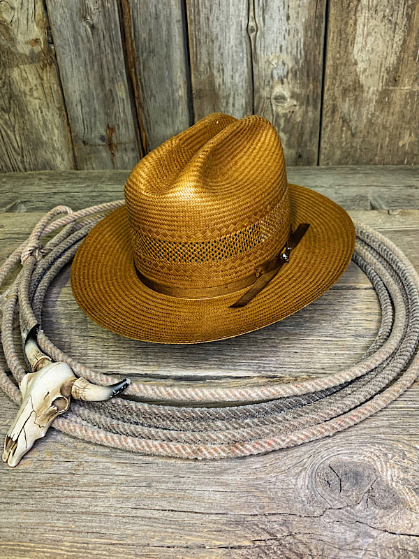 Open Road in Cognac: Straw Hat
