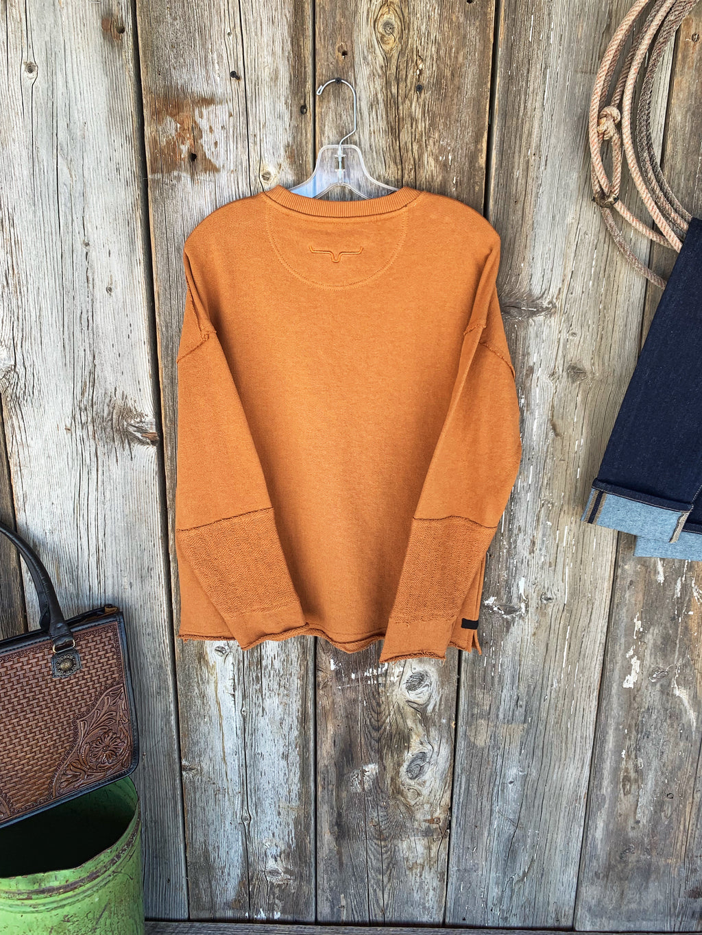The Lucy: Crew Pullover