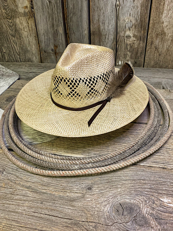 The Finley: Straw Hat