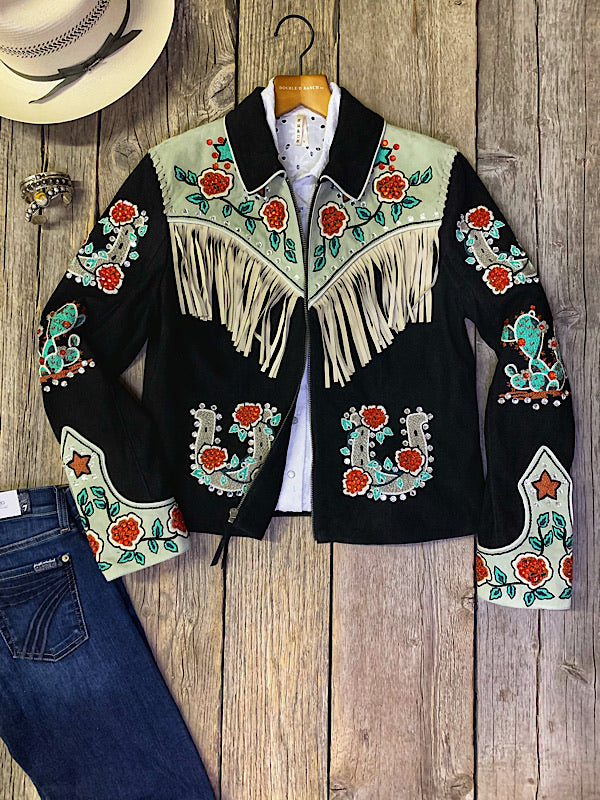 Cowgirl Queen: Jacket