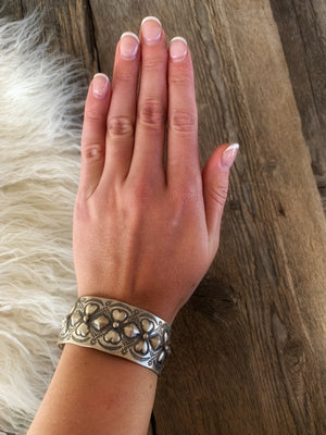 The Shelby: Sterling Cuff