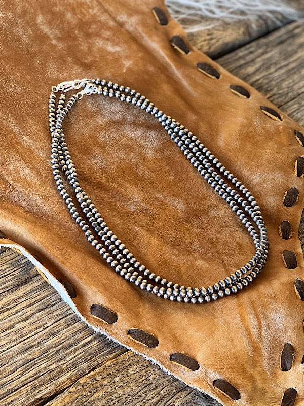 The Shortie: Indian Pearls