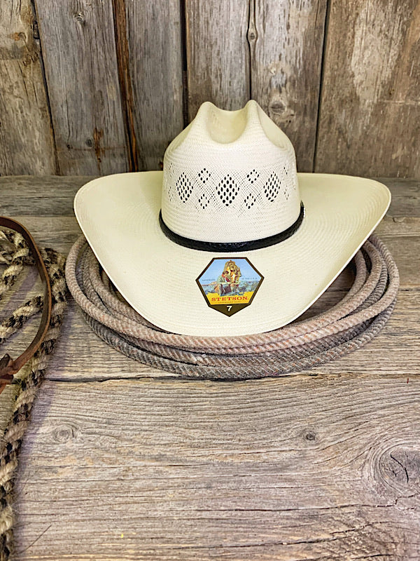 The Riverview K: 30X Straw Hat