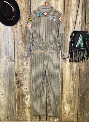 Private Fimbel: Jumpsuit