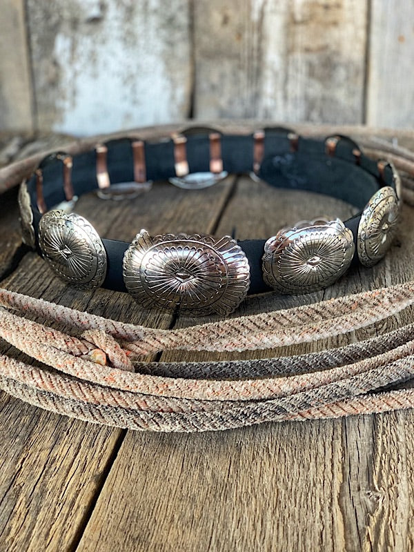 The Renegade: Concho Belt