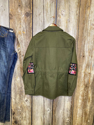 The Whiskey River: Jacket