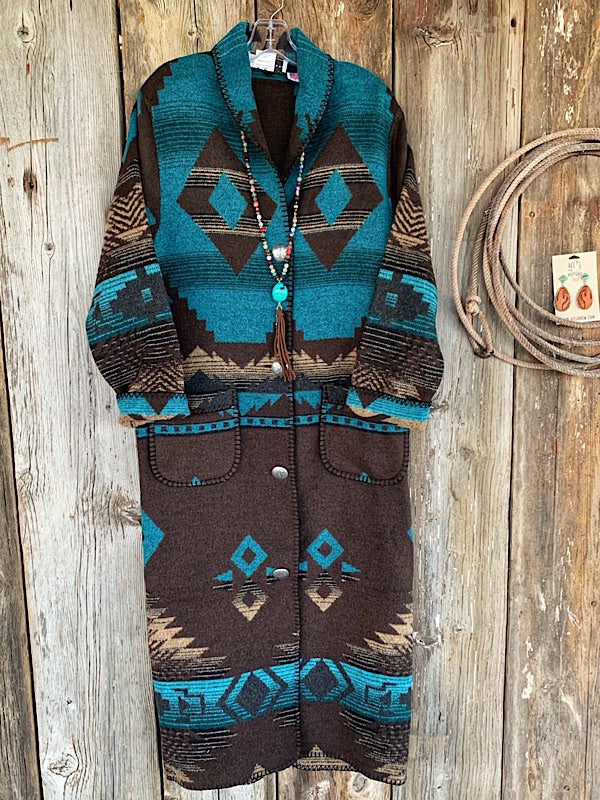 Sioux: Duster Jacket