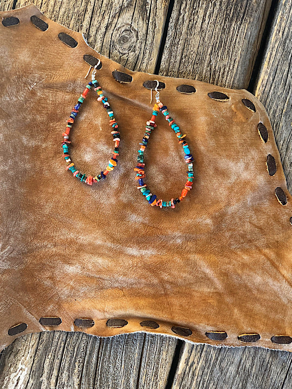 Sunset Dreamer: Earrings