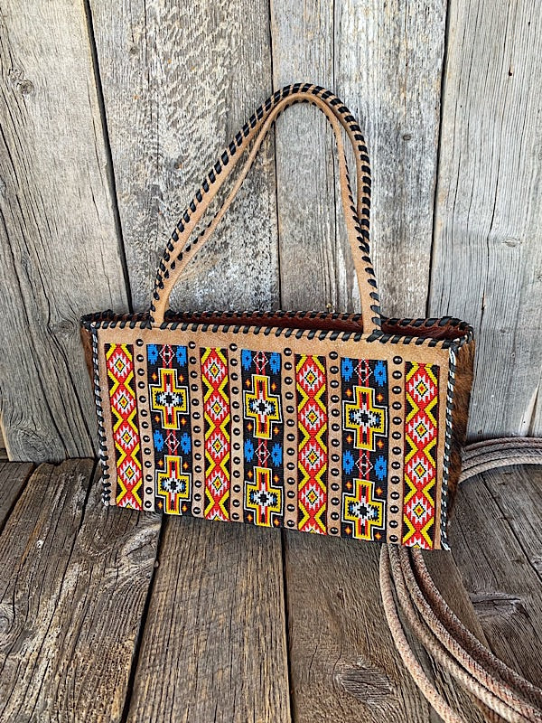The Ricochet: Beaded Purse