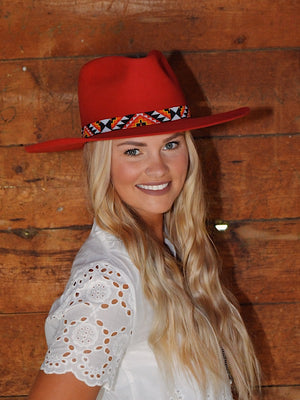 The Sami Jo: Red Hat