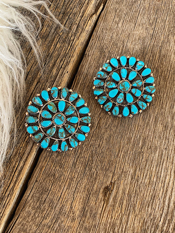 Only Prettier: Cluster Earrings