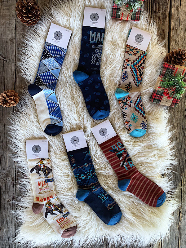 The Wildcatter: Socks