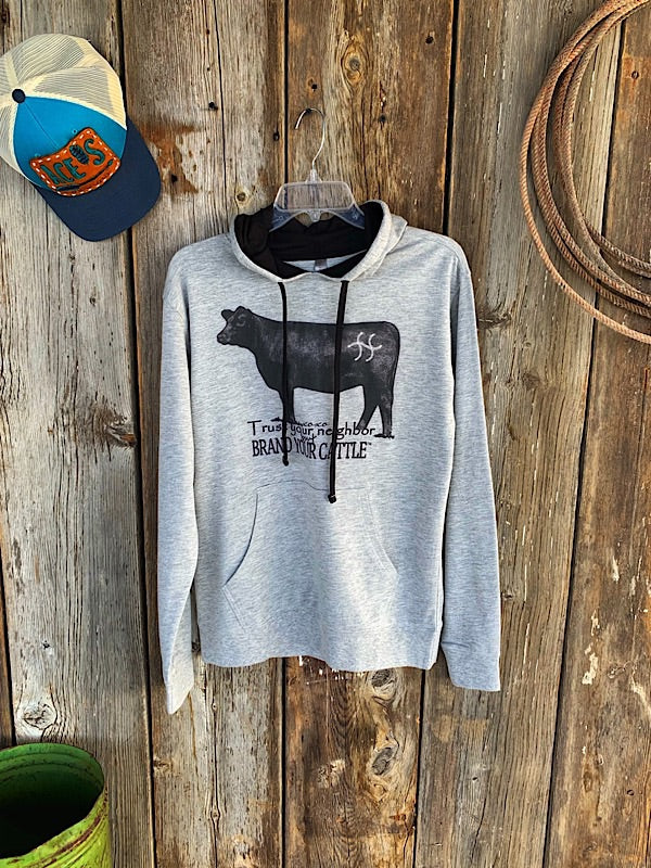 Brand Your Cattle: Hoodie