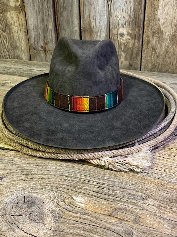 Serape Hat Band